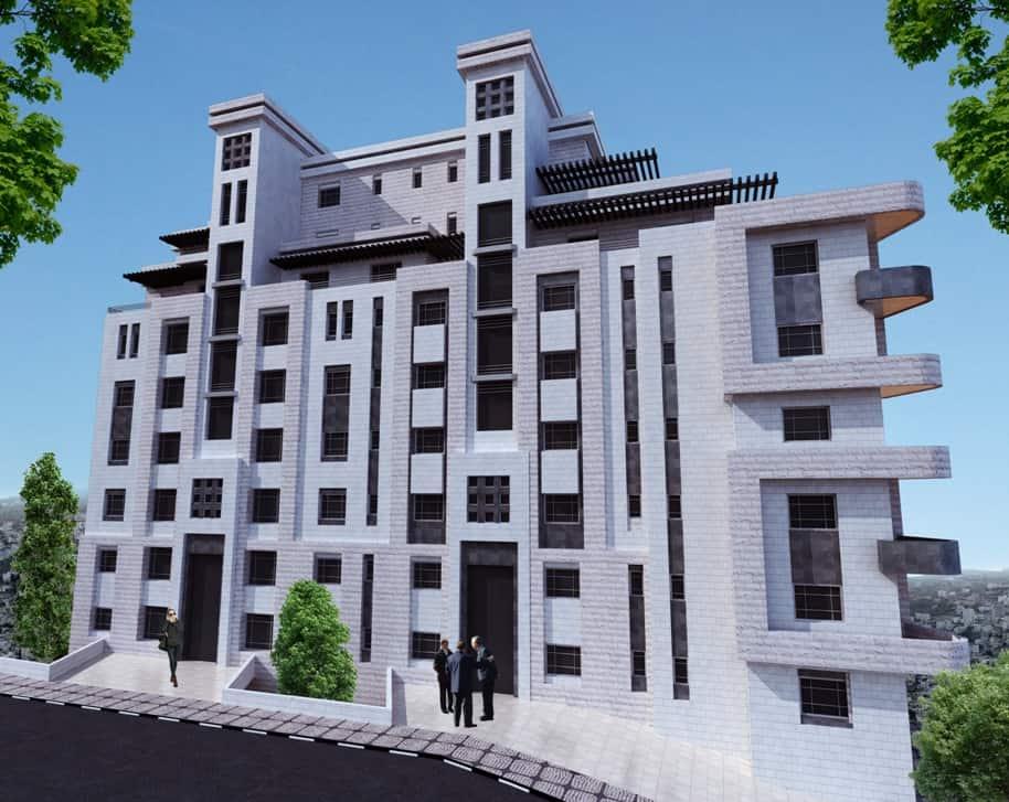 شقق سكنية للبيع مشروع سمرقند